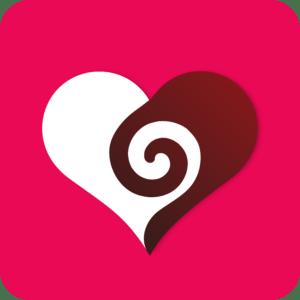 Logo dell'applicazione gioco di sesso per le coppie, la miglior applicazione d'obbligo o verità da fare in 2